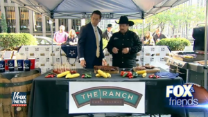 the ranch on fox and friends