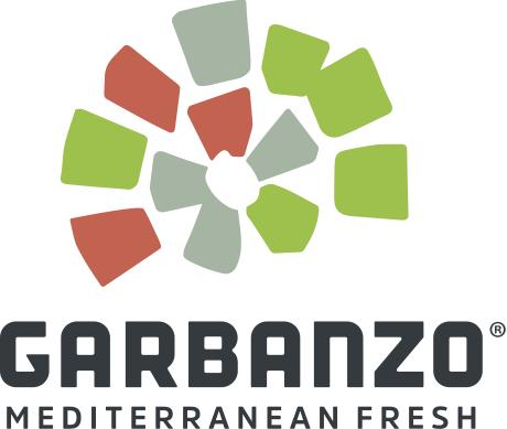 garbanzo mediterranean fresh logo