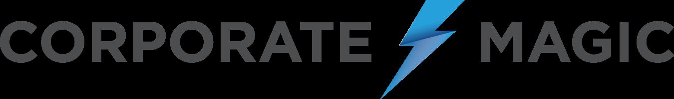 corporate magic logo