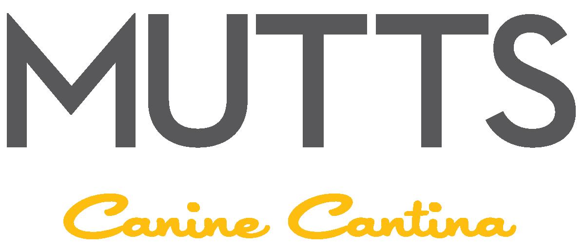 mutts canine cantina logo