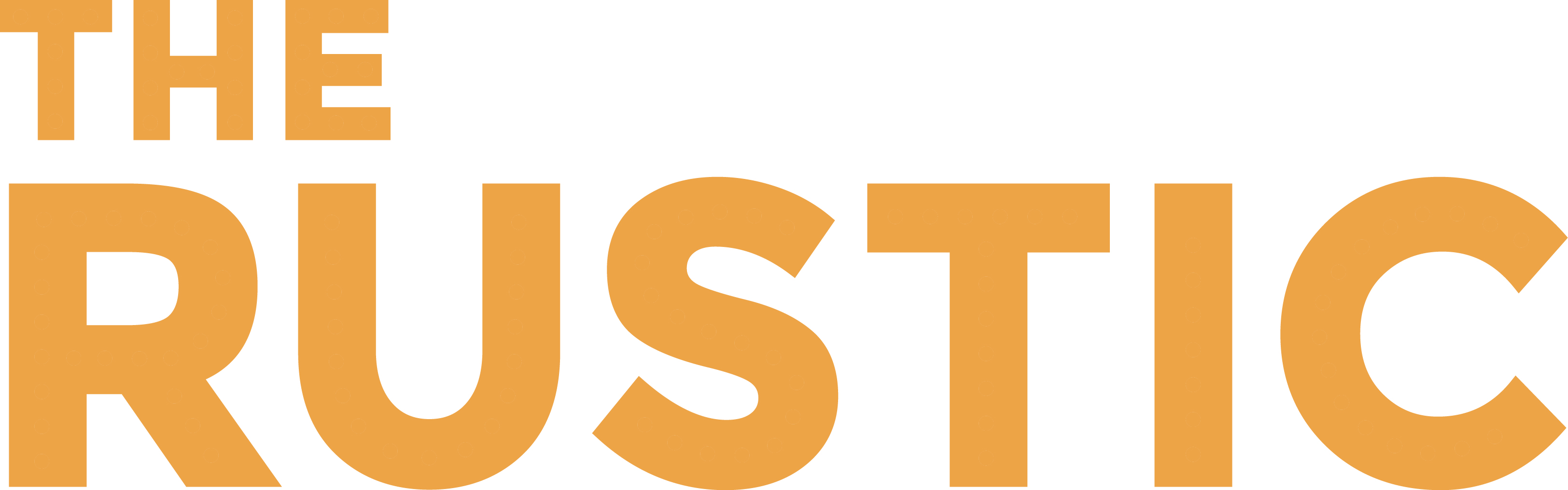 The Rustic logo