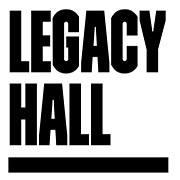 legacy hall logo