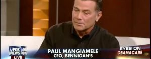 paul mangiamele on fox and friends