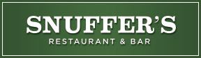 snuffers restaurant logo