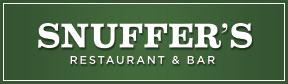 snuffers restaurant logo